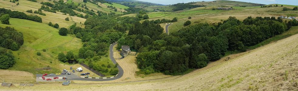 Scammonden Hill Climb